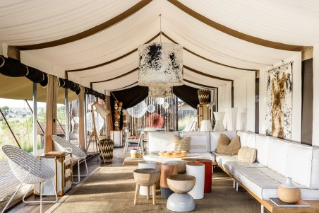 Travelers can now choose from countless luxurious safari options. © Singita
